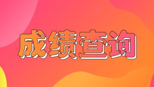 2019下半年安徽教师资格证成绩查询入口