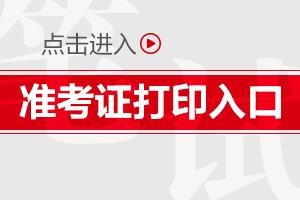 2019黑龙江绥滨县事业单位招聘教师岗6人准考证打印入口