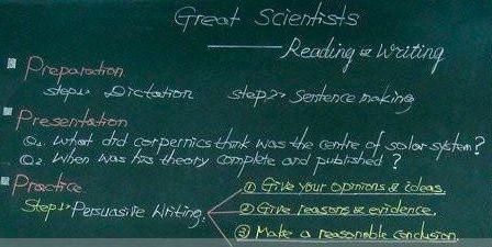 想过教师资格证面试?聚师网教你如何写板书!